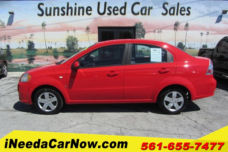 2008 Chevrolet Aveo LS Only $1499 Down** $65/Wk