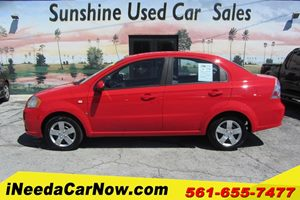 View 2008 Chevrolet Aveo LS