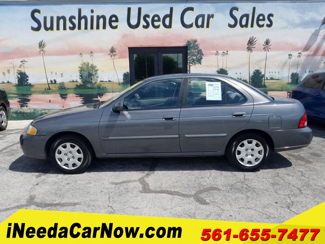 2001 Nissan Sentra GXE Only $899 Down** $55/Wk