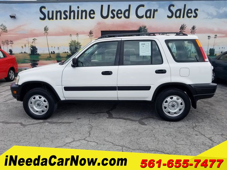 2000 Honda CR-V LX Only $1299 Down** $60/wk
