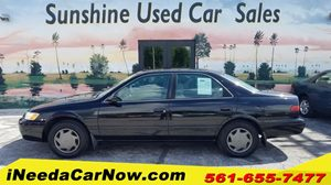 View 1998 Toyota Camry LE
