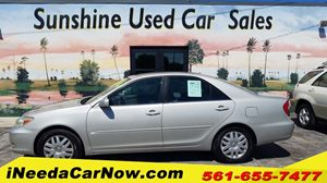 View 2003 Toyota Camry XLE
