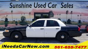 View 2011 Ford Crown Victoria Interceptor