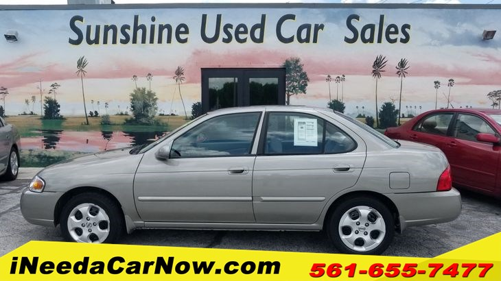 2005 Nissan Sentra Only $899 Down** $65/Wk