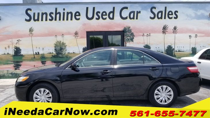 2007 Toyota Camry Only $1499 Down** $71/wk