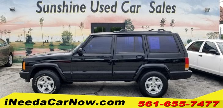 2000 Jeep Cherokee Sport Only $1999 Down** $60/Wk