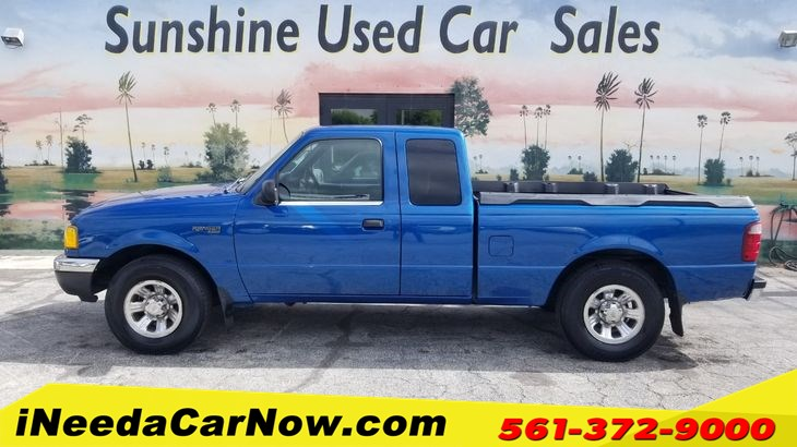 2001 Ford Ranger XLT Only $1999 Down** $65/Wk