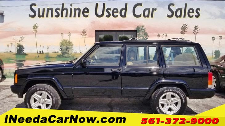 2001 Jeep Cherokee Limited Only $2499 Down** $70/Wk
