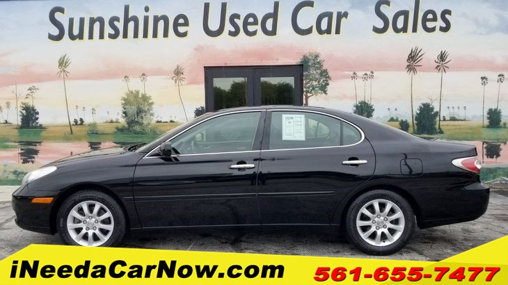 2004 Lexus ES 330 Only $2499 Down** $67/Wk