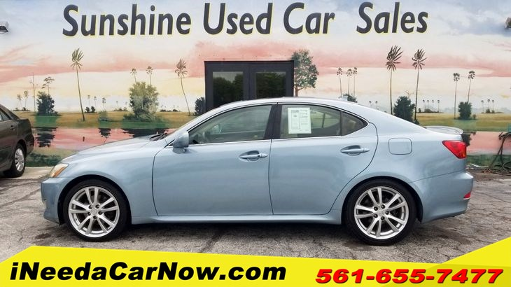 2007 Lexus IS 250 Only $3999 Down **$80/Wk