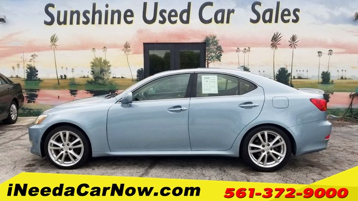 2007 Lexus IS 250 Only $3499 Down **$80/Wk