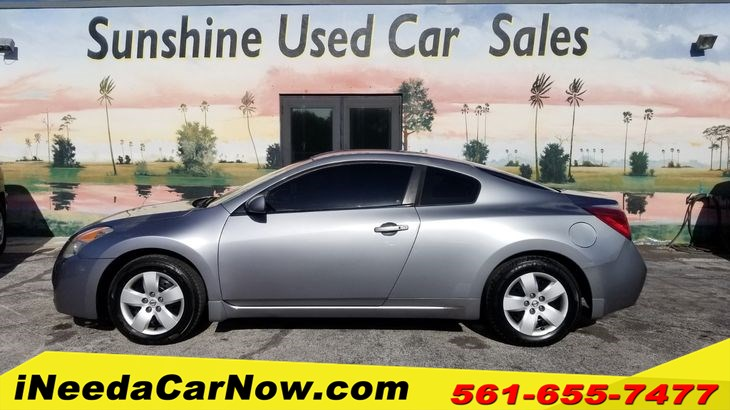 2008 Nissan Altima 2.5 S Only $1999 Down** $72/Wk