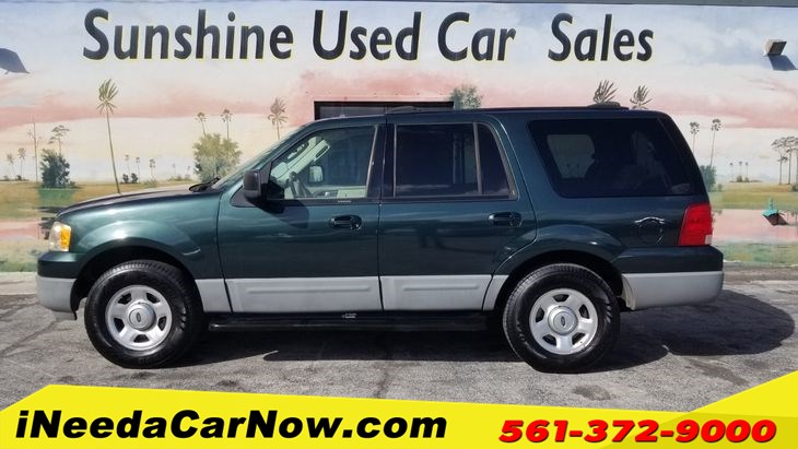 2003 Ford Expedition Only $1499 Down** $65/Wk