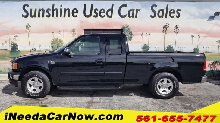 2000 Ford F-150 Only $1999 Down** $72/Wk