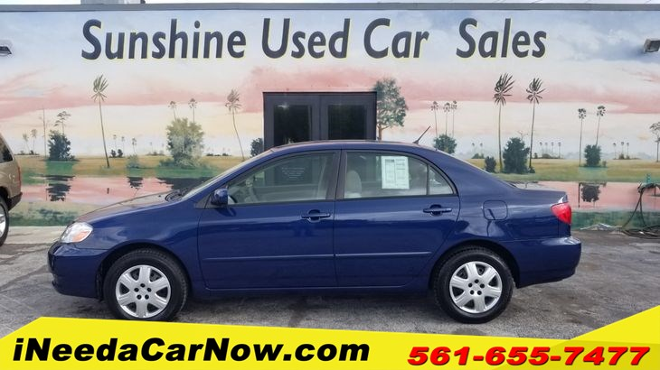 2005 Toyota Corolla LE Only $1999 Down** $67/Wk