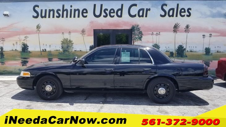 2010 Ford Crown Victoria Interceptor Only $1499 Down** $72/Wk