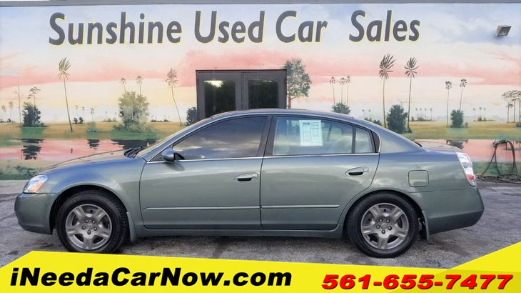 2003 Nissan Altima 2.5 S Only $999 Down** $60/Wk
