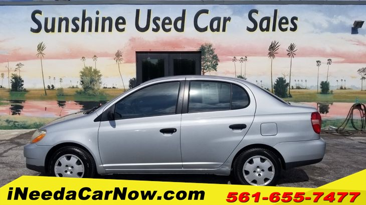 2002 Toyota Echo Only $1299 Down** $67/Wk