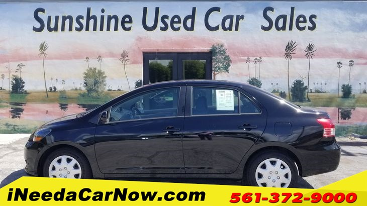 2007 Toyota Yaris Only $1499 Down** $72/wk