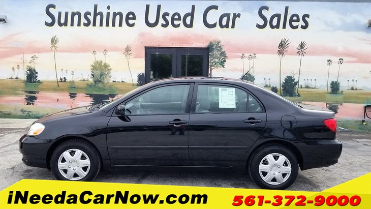 2007 Toyota Corolla Only $1499 Down** $72/Wk