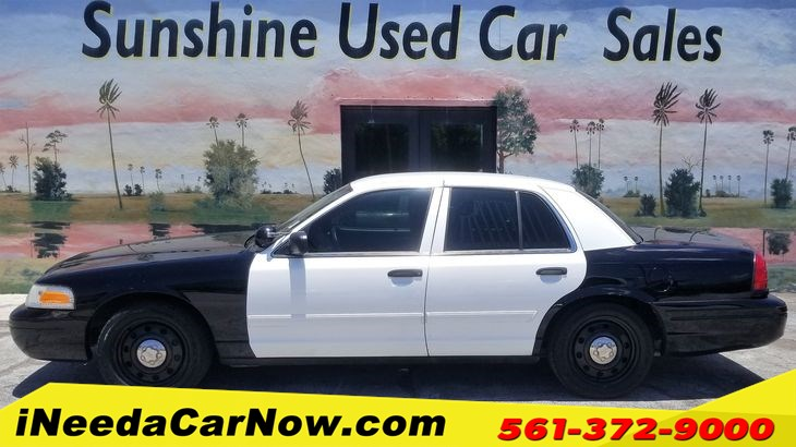 2011 Ford Crown Victoria Interceptor Only $1499 Down** $65/wk