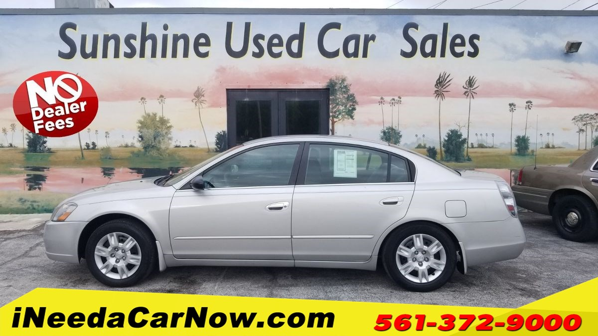 2005 Nissan Altima 2.5 S Only $1499 Down** $65/wk