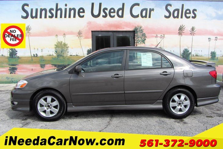 2006 Toyota Corolla S Only $1499 Down** $65/wk