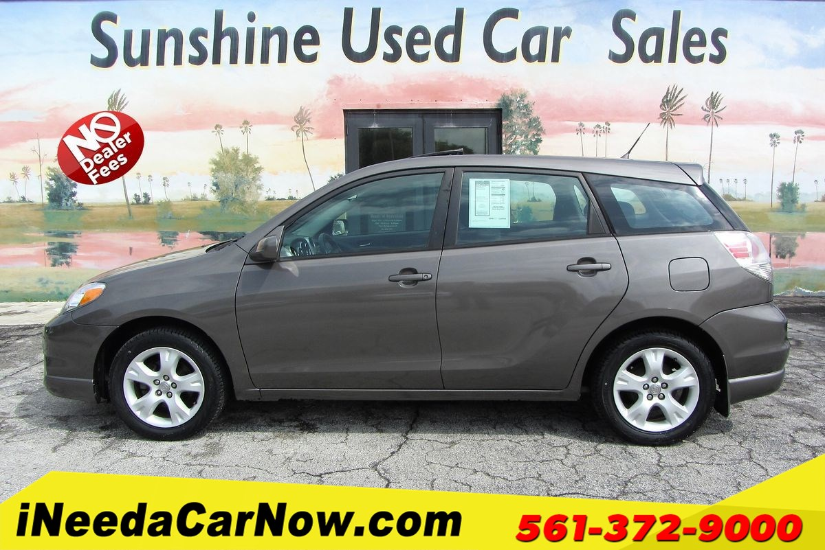 2005 Toyota Matrix XR Only $2499 Down** $60/Wk