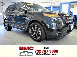 View 2014 Ford Explorer