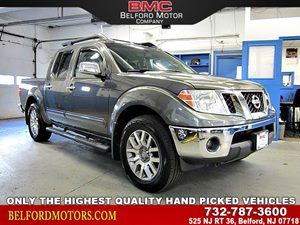 View 2009 Nissan Frontier