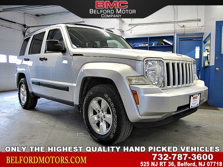 used 2010 jeep liberty sport 4x4 in belford