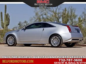 View 2011 Cadillac CTS Coupe AWD