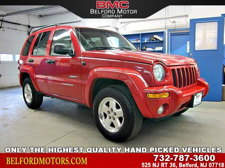 2004 Jeep Liberty Limited 4x4 Belford Motor Company