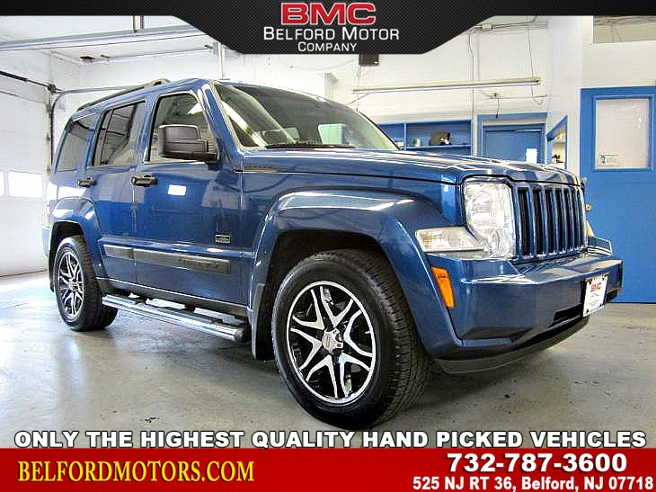 2009 Jeep Liberty Rocky Mountain 4X4