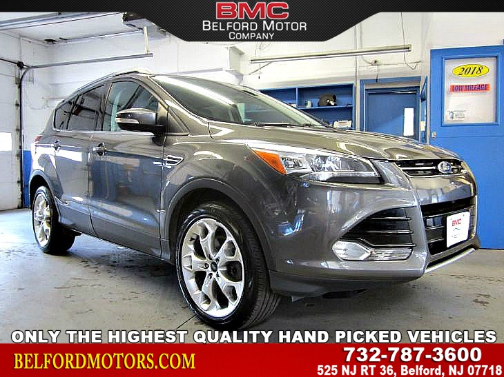 2013 Ford Escape Titanium 4X4