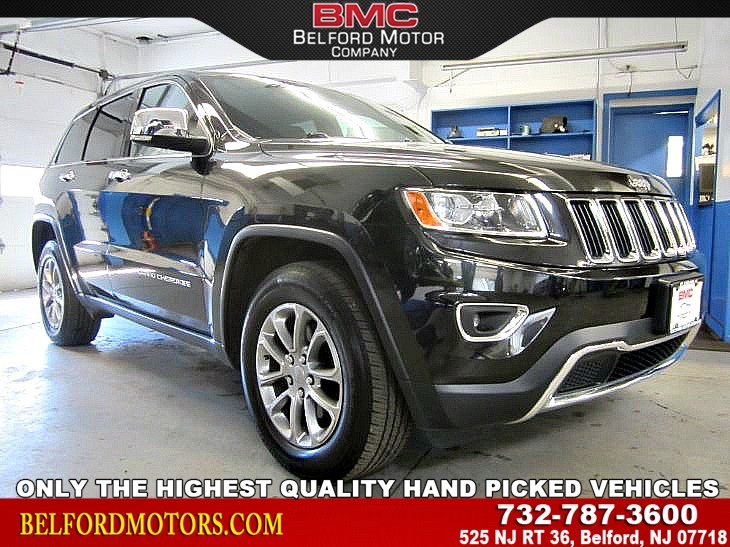 2015 Jeep Grand Cherokee 4X4 Limited 4X4