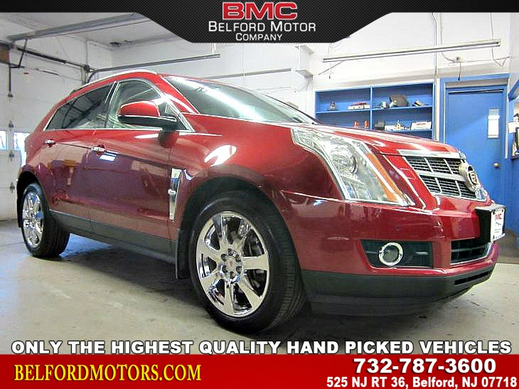 2012 Cadillac SRX Premium Collection AWD