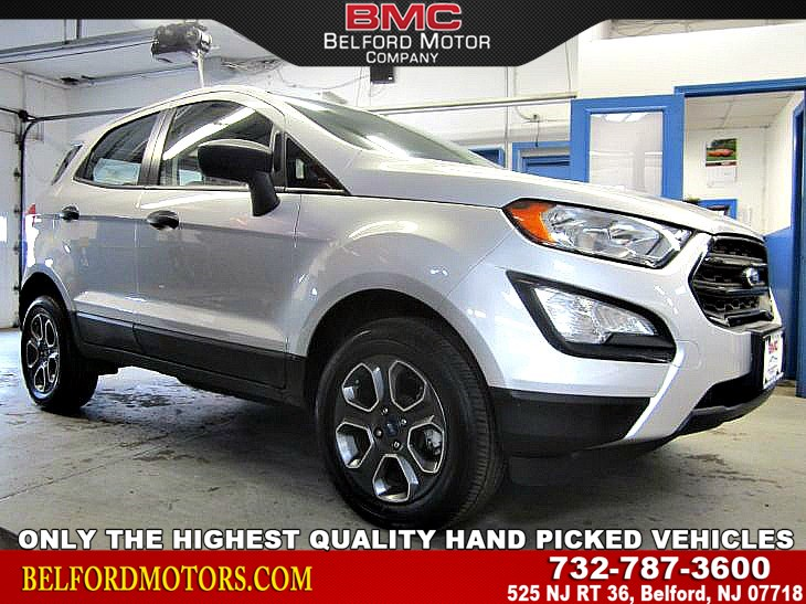2018 Ford EcoSport S 4X4
