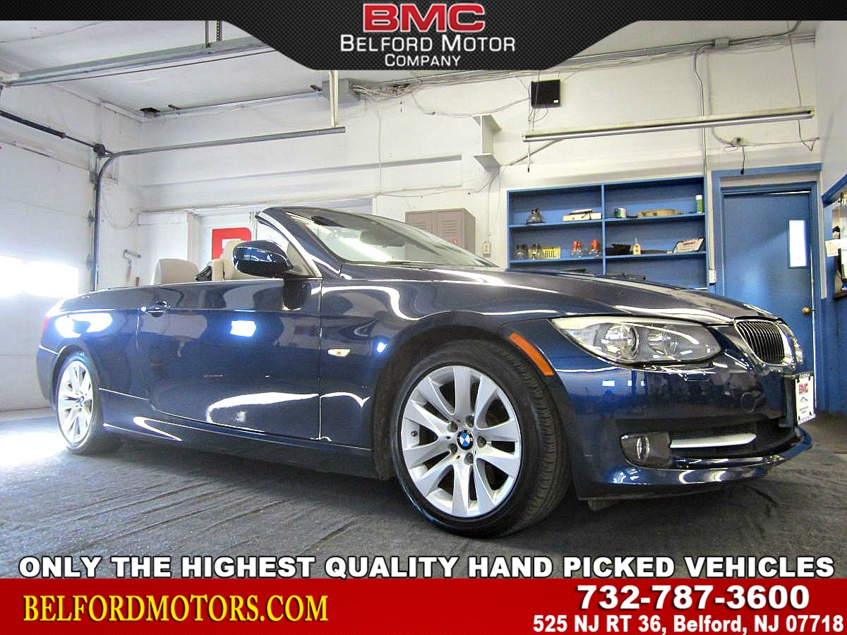 2012 BMW 3 Series 328i Covertible