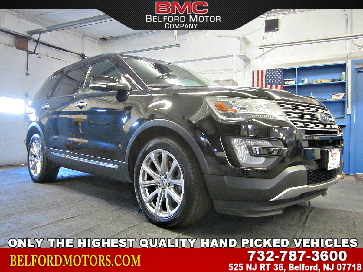 2017 Ford Explorer Limited 4X4