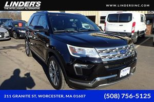 View 2018 Ford Explorer