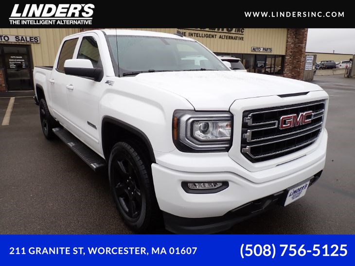 2018 GMC Sierra 1500 SLE Elevation Crew Cab 4x4
