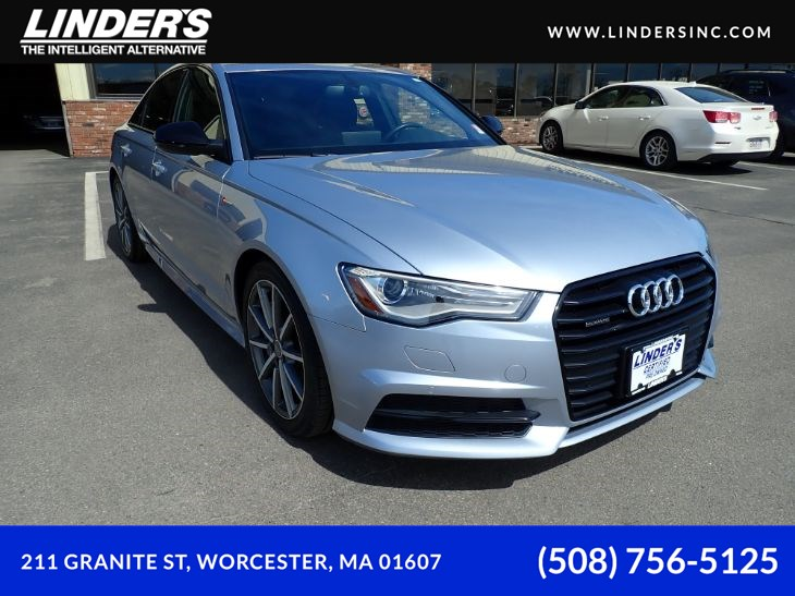 2018 Audi A6 Sport 3.0T Super Charged Quattro