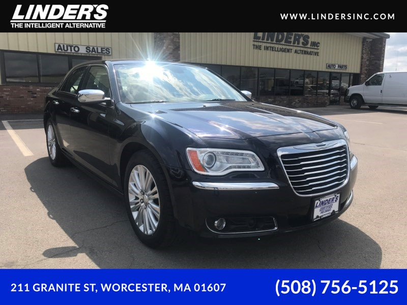 2012 Chrysler 300S Limited AWD