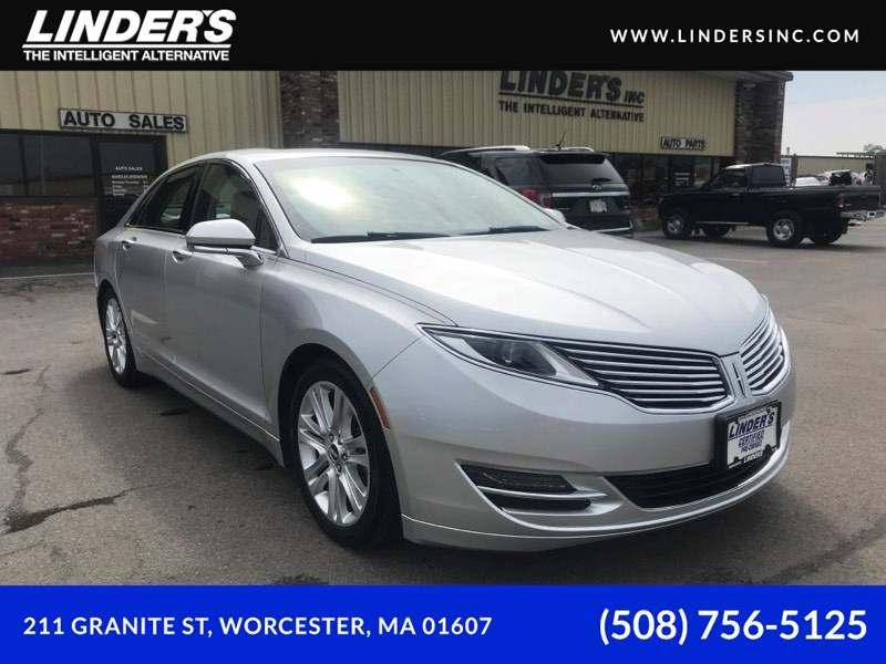 2016 Lincoln MKZ Reserve 2.0T AWD