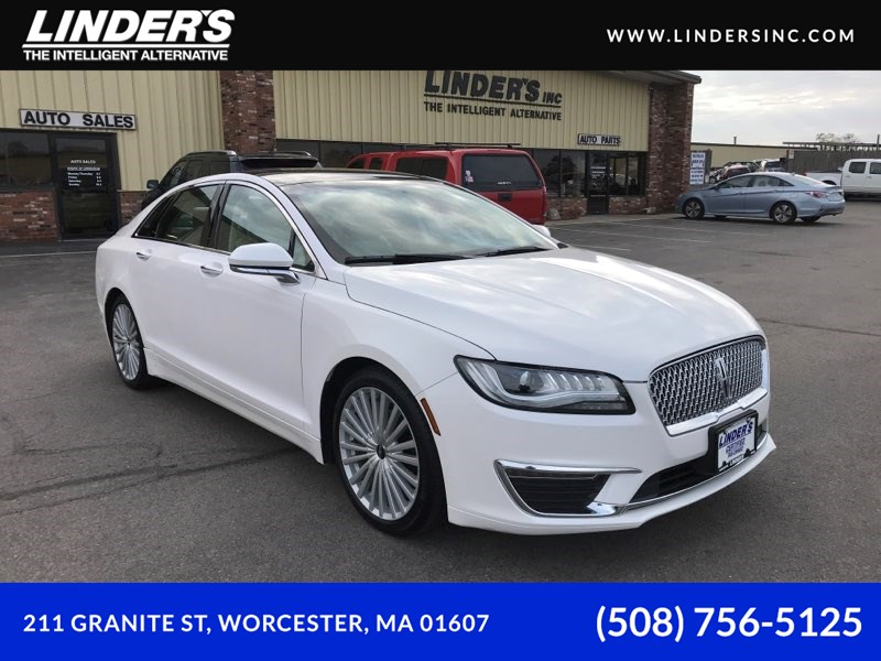 2017 Lincoln MKZ Reserve 2.0T AWD