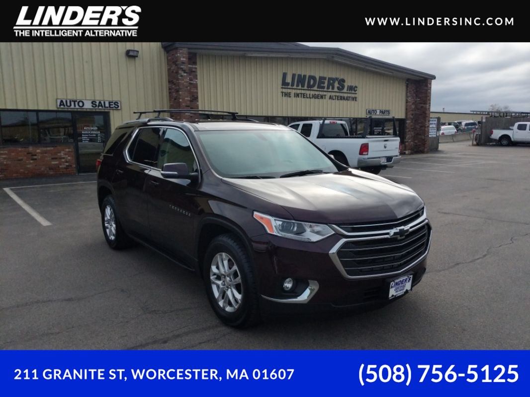 2018 Chevrolet Traverse LT Cloth 1LT AWD