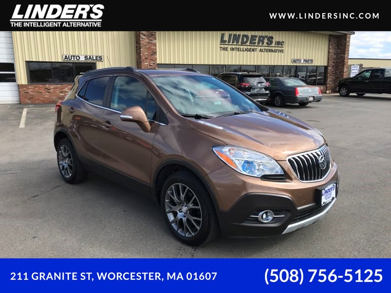 2016 Buick Encore Sport Touring AWD