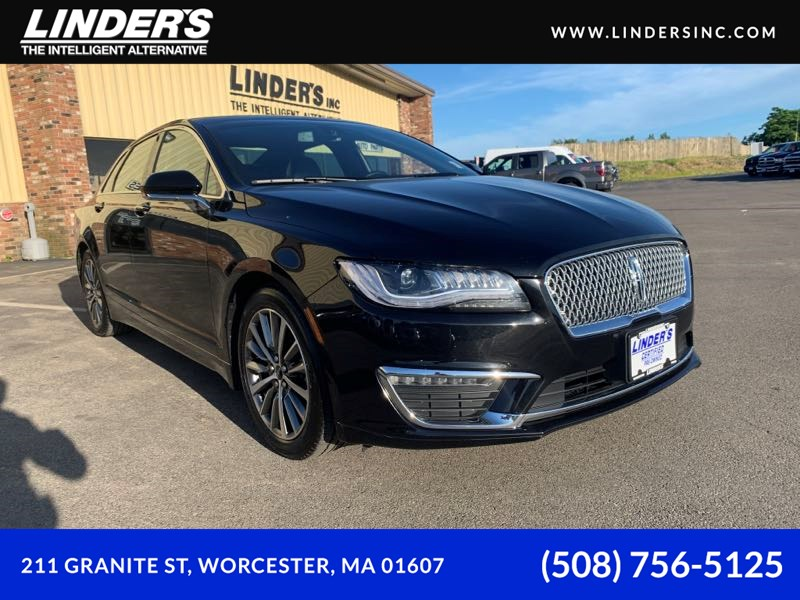 2019 Lincoln MKZ Reserve 2.0T