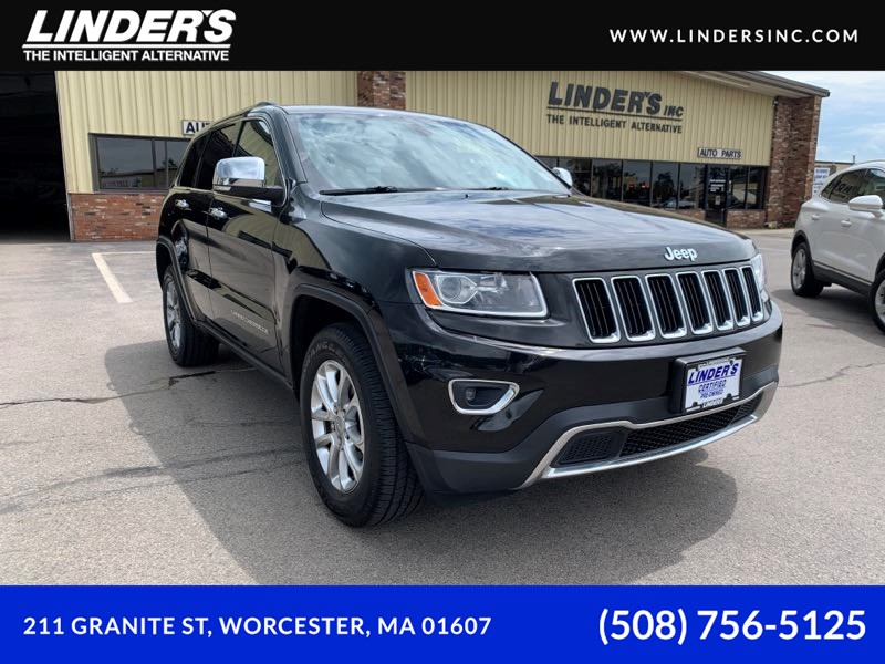 2014 Jeep Grand Cherokee Limited 4X4
